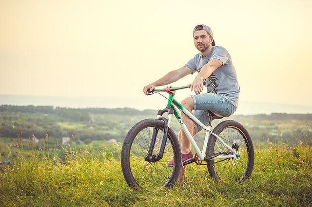 Fahrrad per Ratenzahlung