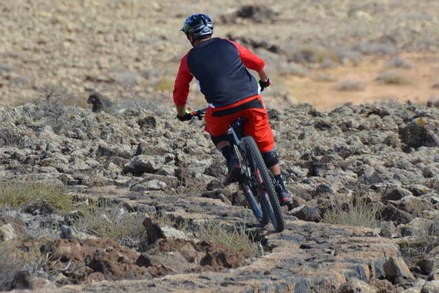 Mountainbike auf Raten