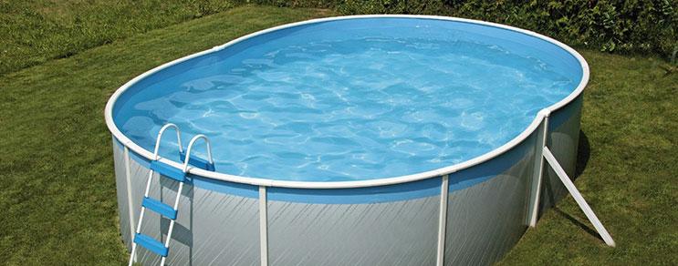 Pool auf Raten