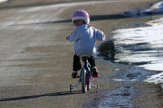 Kinderfahrrad per Ratenzahlung