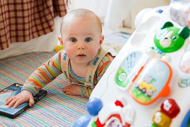 Babyartikel in Raten zahlen