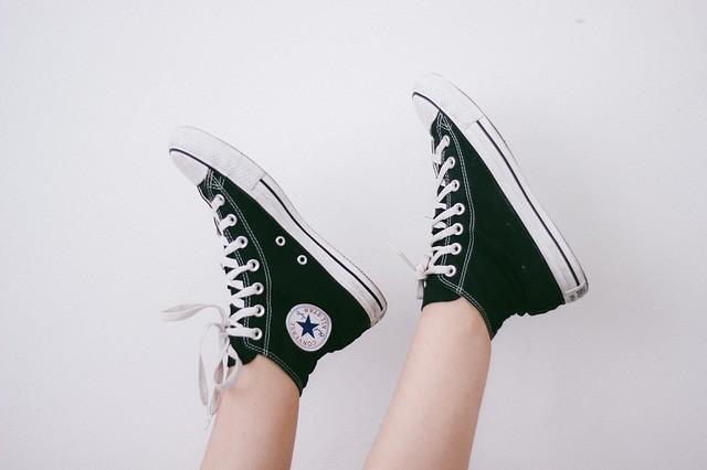 Schuhe finanzieren