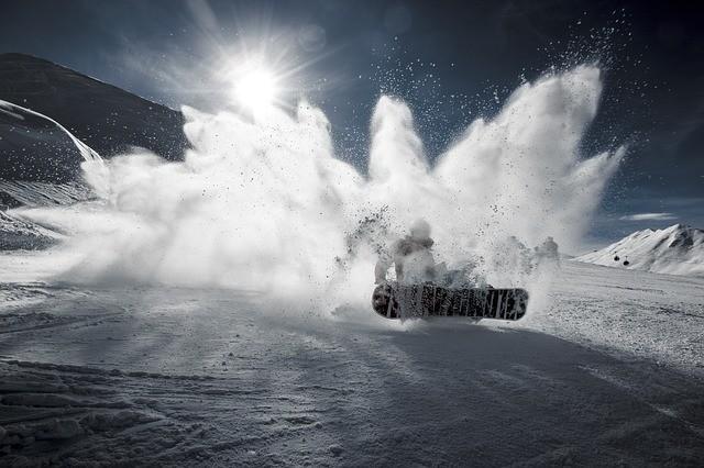 Snowboard auf Raten