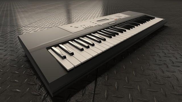 Keyboard auf Raten